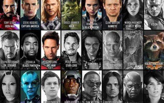 Thanos'un Soykirimindan Kurtulmayı Başaran Süper Kahramanlar