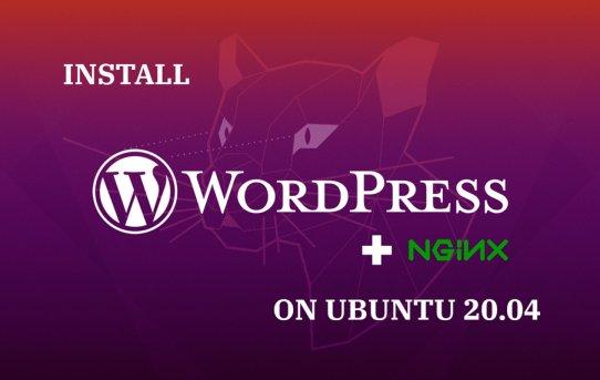 Ubuntu 20.04: Wordpress ile Nginx kurulumu